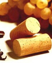 Natural Wine Cork - #9x38mm - 2nd Quality (Bag of 50)